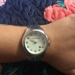 Authentic Michael Kors women's watch - beautiful!